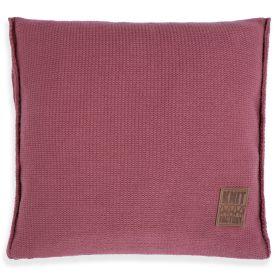 Uni Cushion Stone Red - 50x50