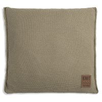 Uni Kissen 50x50 Olive