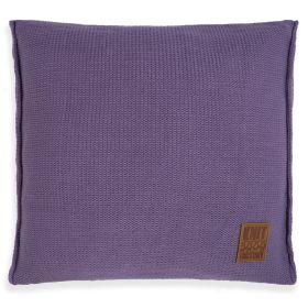 Uni Kissen Violett - 50x50