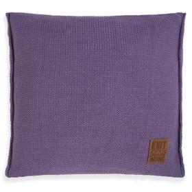 Uni Kussen Violet - 50x50