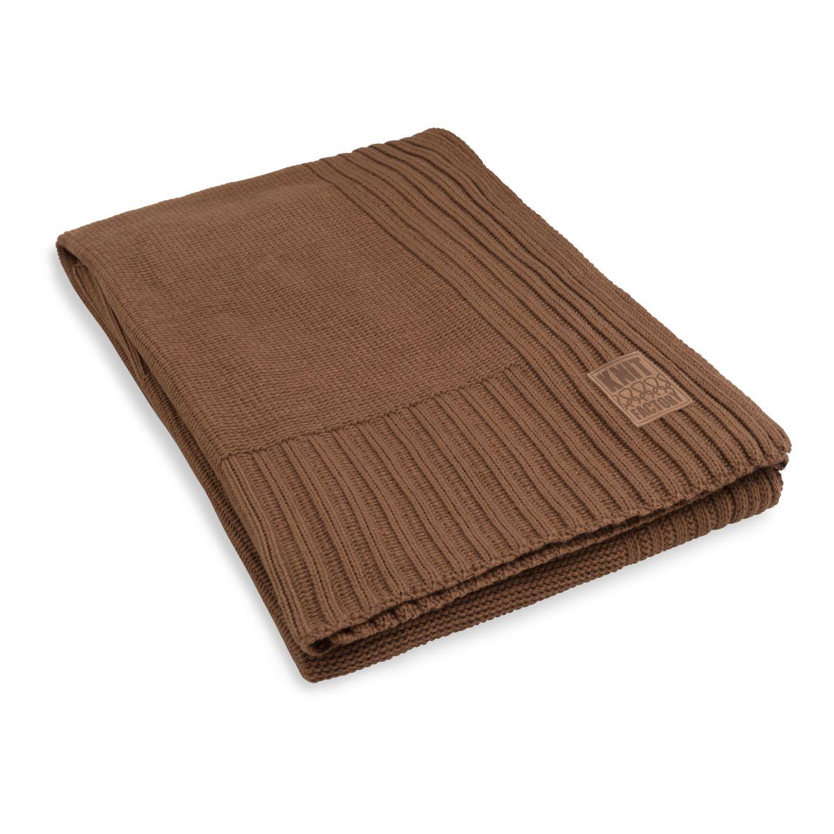 knit factory kf11301103550 plaid uni tobacco 1
