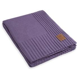 Uni Plaid XL Violet - 195x225