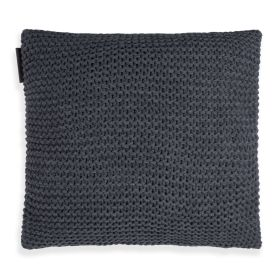 Vinz Cushion Anthracite - 50x50