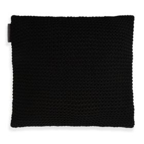 Vinz Cushion Black - 50x50