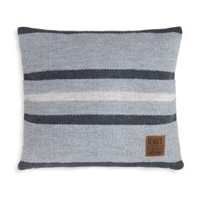 Yara Cushion Light Grey/Anthracite - 50x50