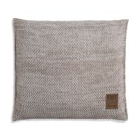 Zoë Cushion 50x50 Beige Melee