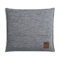 Zoë Cushion 50x50 Light Grey Melee