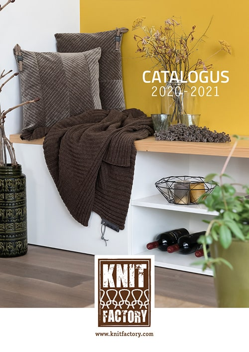 Knit Factory Catalogus 2020-2021