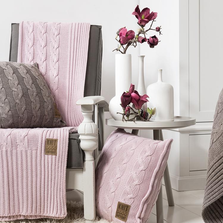 Sierkussens Voor Op Bed.Sierkussens Voor Op Bed Luxe Gebreide Kussens Knit Factory
